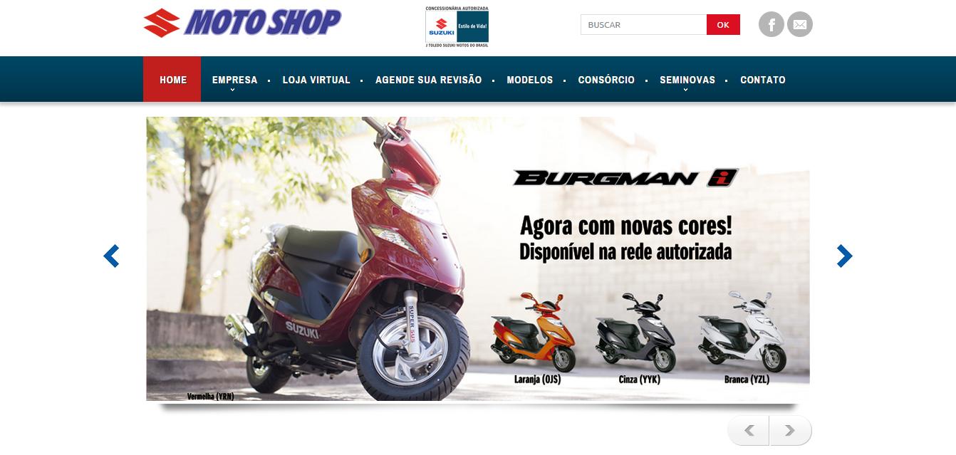 MotoShop Suzuki