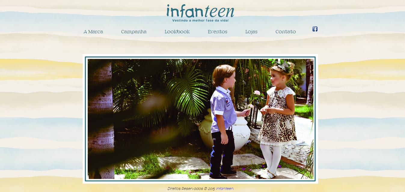 Novo Site Infanteen