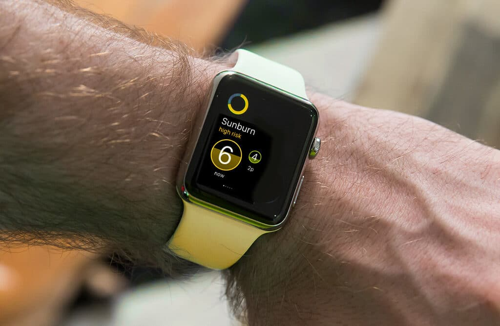 Apple Watch vai mandar você sair do sol
